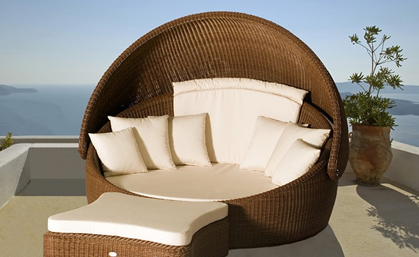 Innovative Wicker Furniture from Merane_image