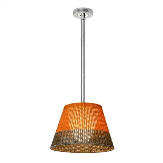 Http Www Findmefurniture Co Uk Panik Design Products Lighting Exterior Lighting Flos Romeo Outdoor Ceiling Light Woven 80cm Html