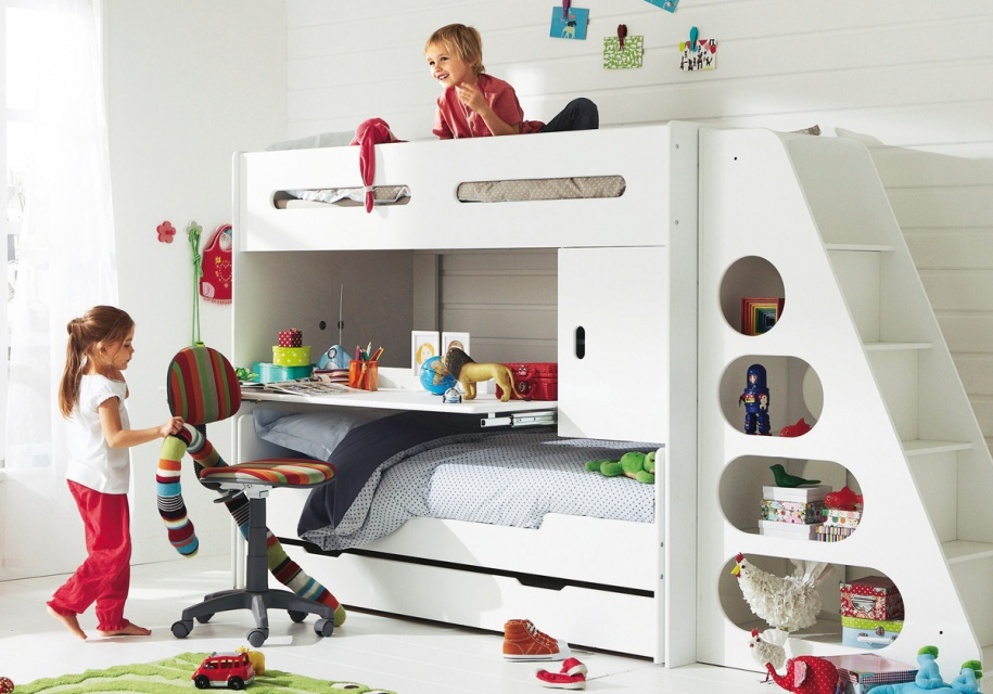 Ideas for Beautiful Bedrooms for Children_image