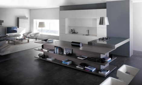 The Kitchen Living Room_image