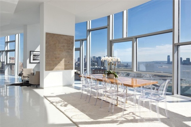 360 Degree View From a New York Penthouse_image