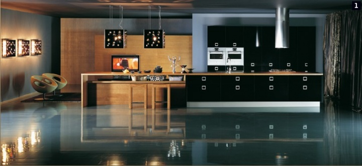 Beautiful Kitchen Designs from Comprex_image