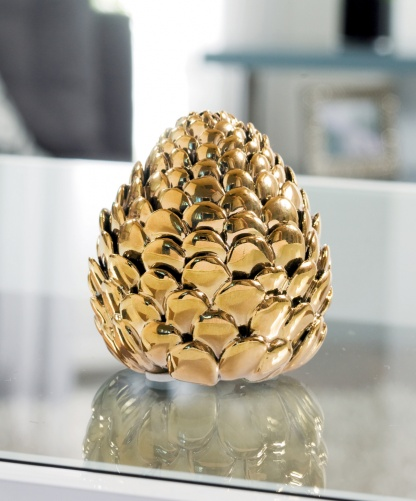 Ceramic Pine Cone Home Decoration Dwell Retail Limited