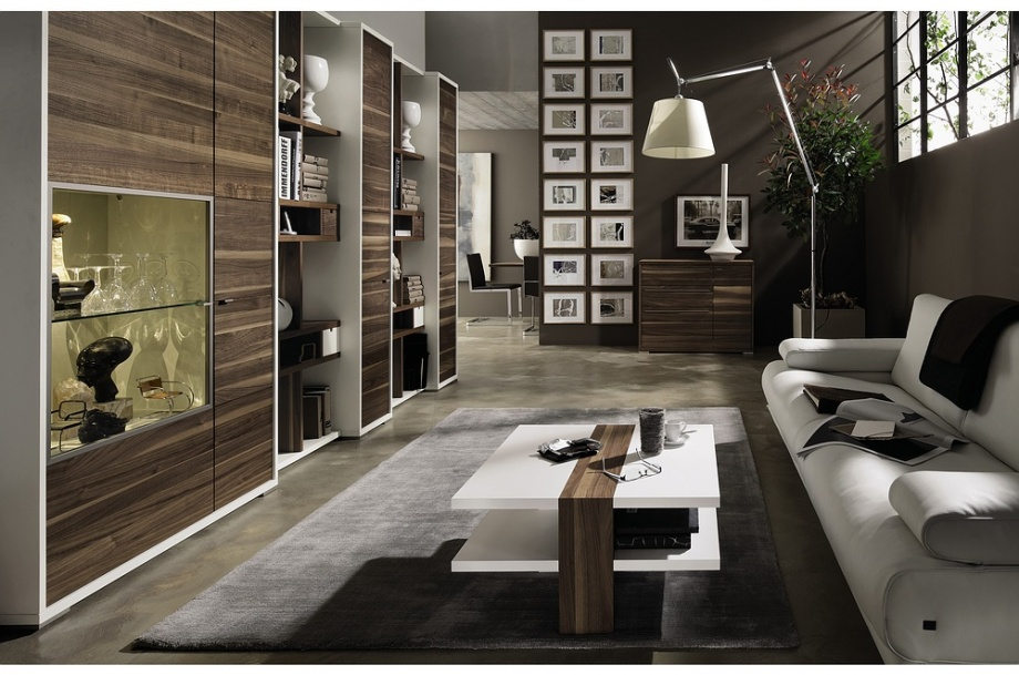 Warm and Comfortable Living Rooms by Hülsta_image