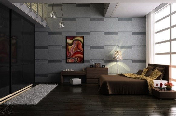 Bedroom Walls that Pack a Punch_image