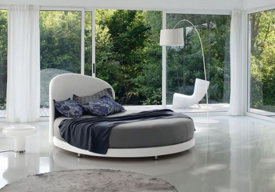 Cool Round Beds – Kaleido from Euroform_image