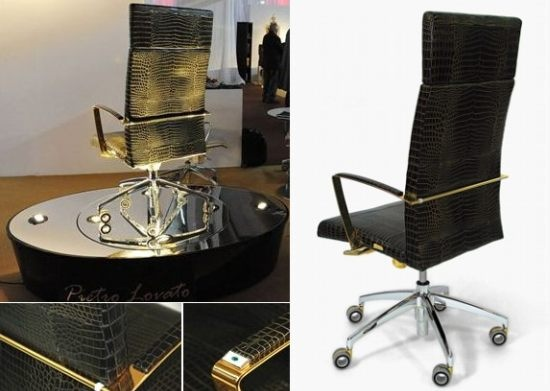 Exclusive Office Chairs for Exclusive Offices_image