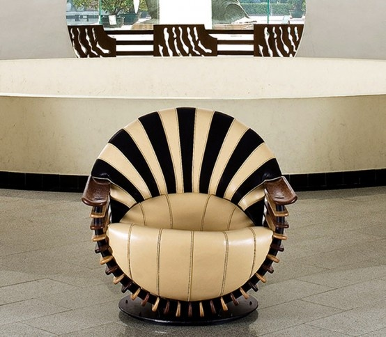 Stylish and Sustainable Furniture Made Of Palmwood_image