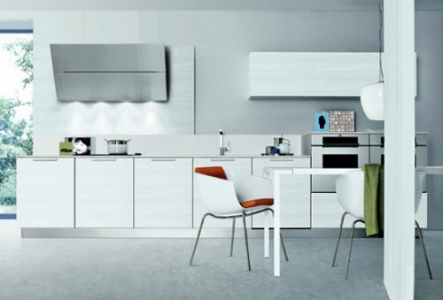My Planet Contemporary Simple Kitchen by Poliform_image