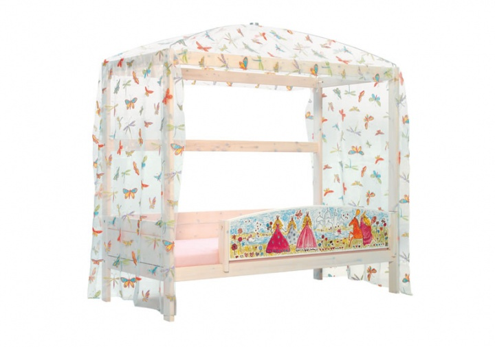Princess Four Poster Bed Four Poster Beds Kids Rooms