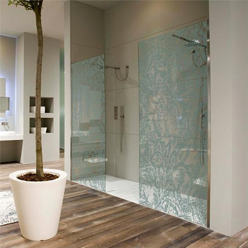 Creative Shower Screen - Romancing Designs by Antonio Lupi_image