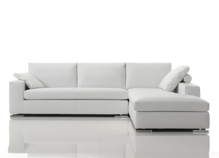 Denver Leather Corner Sofa Sofas Go Modern Furniture