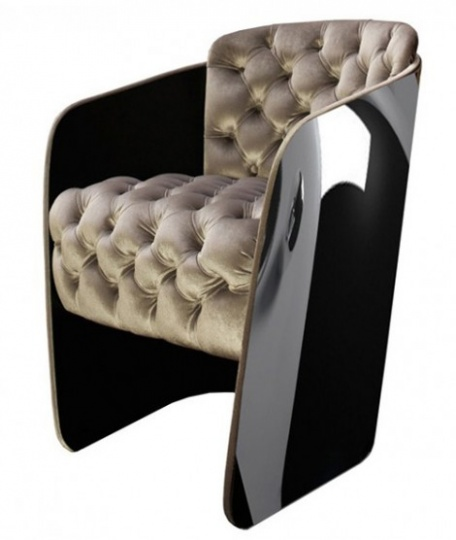 Capitone Chair by Nube is Truly Modern_image