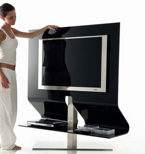 Modern Entertainment Centers and TV Stands_image