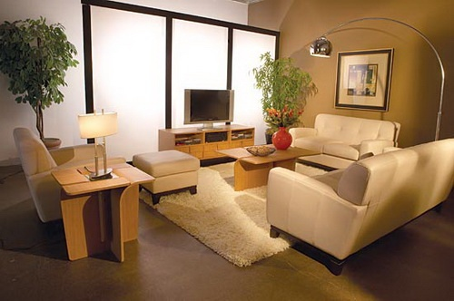 Living Room Lighting and Lamps Ideas_image
