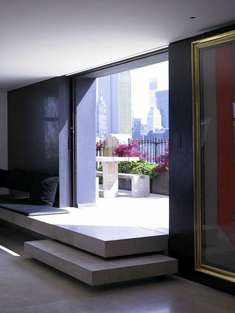 Zen Apartment Belonging to Donna Karan_image
