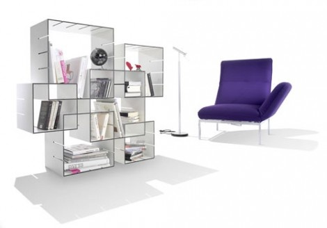 Konnex by Florian Gross is Unique Shelving at its Finest_image