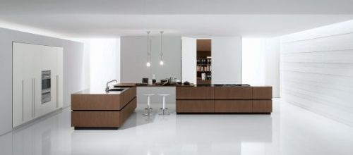 Contemporary Elegant Kitchen by Bravo_image