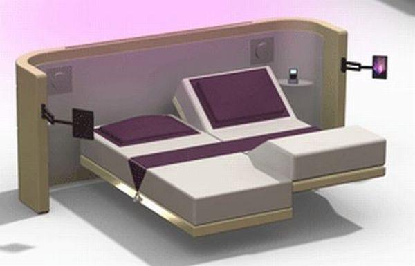 Hollandia International and Therapedic Come Together to Create iLight Beds_image