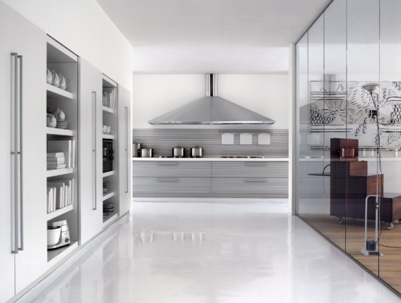 Classy Kitchens From Schiffini_image