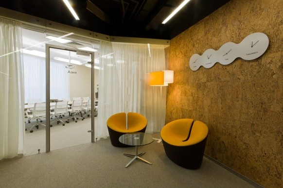 Russian Web Company Yandex Offices_image