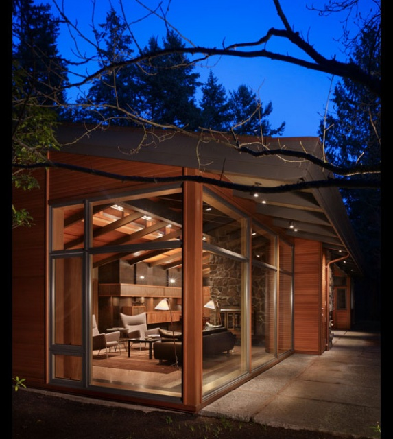 Exotic Forest Residence Design_image