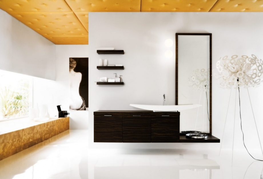Try Yellow for Your Bathroom_image