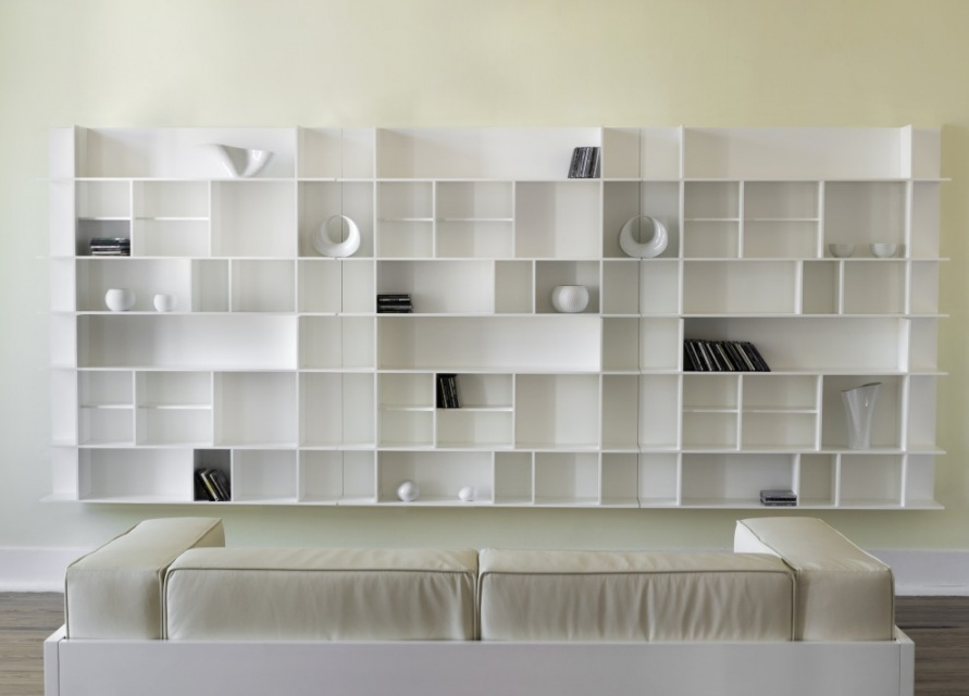 Panorama Bookcase Wall Unit Wall Storage Systems Go