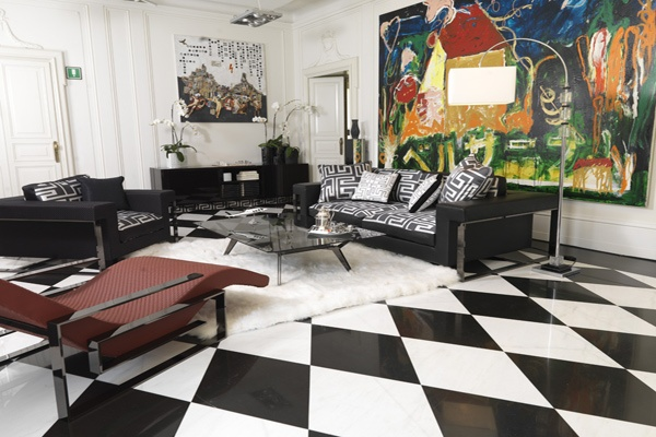 Versace Home Luxury Furniture Collection