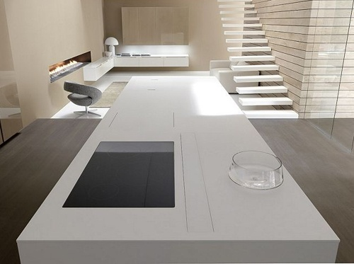 Kitchen Ideas: All In One Kitchen Island by Comprex_image