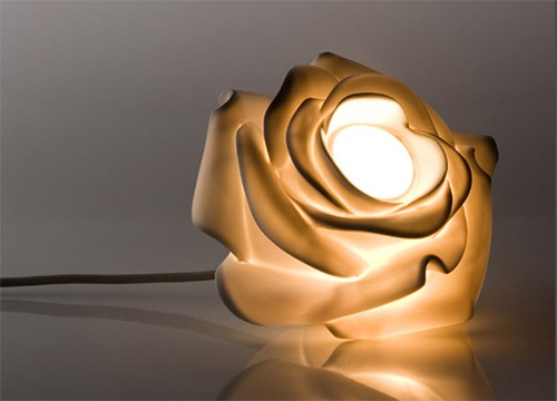 Flower Lighting Fixtures by LASVIT - exquisite Roza lighting collection_image