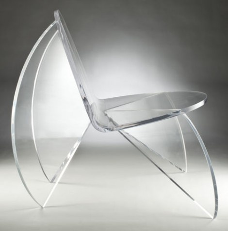 Butterfly Chair by Laurie Beckerman_image