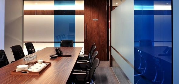 Modern Office Interior Design _image