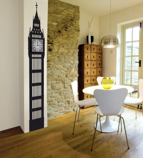 How  to Use Wall Stickers to Make Your Space Unique_image
