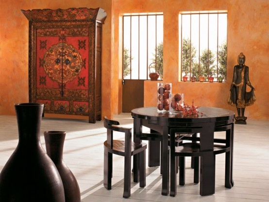 Chinese Furniture in Room Designing_image