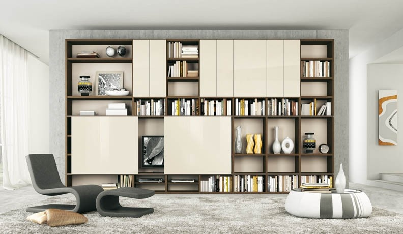 Inspirative Shelving Units by Alf Da Fre
