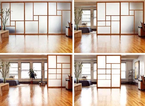 See-Through Walls: 4 Clever Modern Sliding Door Designs_image