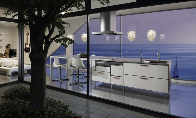 Japanese Modern Kitchens_image