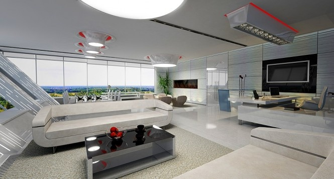 Unconventional Office Space Design_image