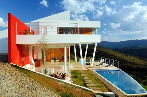 Brazilian Mountain Home by Ulisses Morato_image