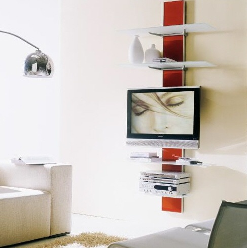 Voila Wall Mounted TV Stand_image