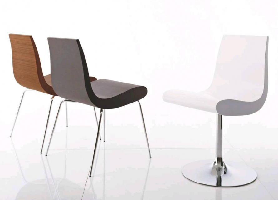 Futura Contemporary Dining Chair  sc 1 st  decorating ideas & Futura Contemporary Dining Chair  Dining side chairs Go Modern ...