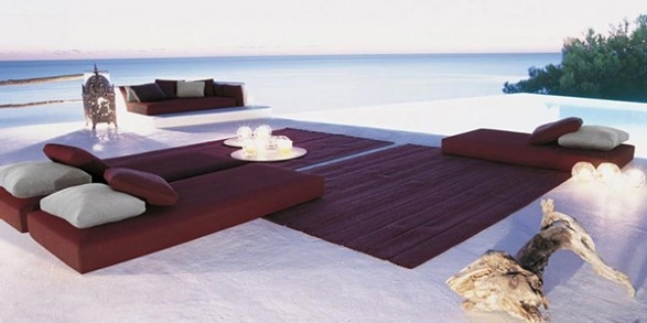 Paola Lenti's Aqua Collection for Elegant Space_image