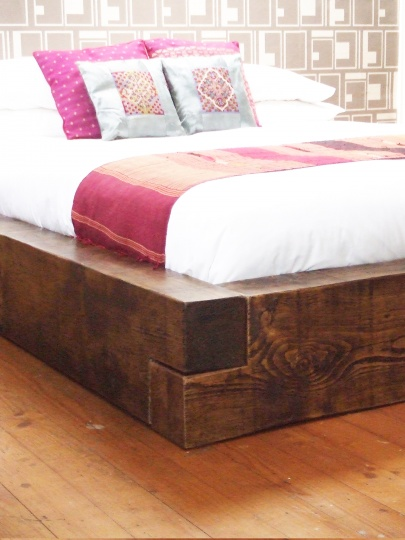 Lo Pro Bed Double Beds The Cool Wood Company Findmefurniture