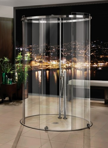Oval Shower Enclosure by MWE_image