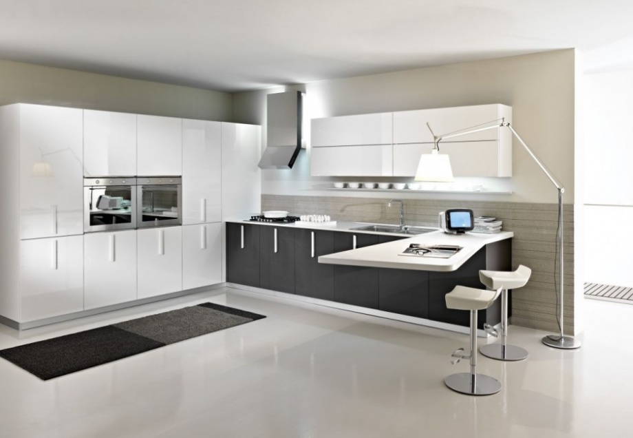 Contemporary Italian Kitchens Made by Pedini_image
