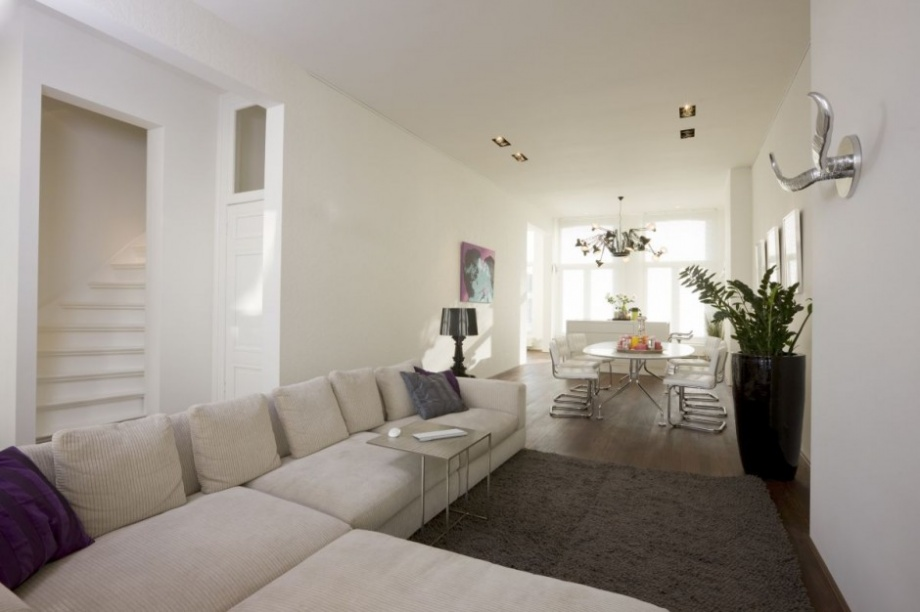 Two Levels Apartment in Amsterdam_image