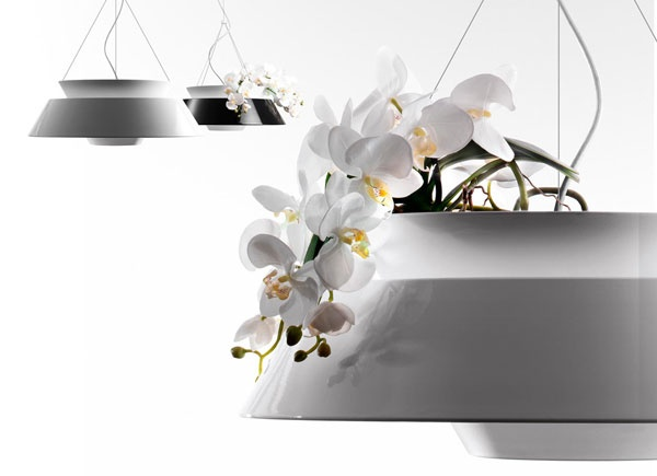 The Eden Flower Pot Pendant Lamp_image