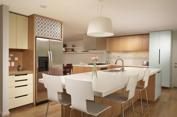 How to Choose Seating for your Kitchen Island_image