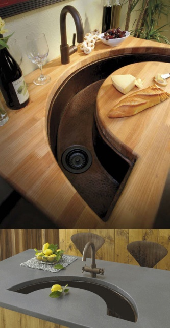 The Coolest Bar Sinks & Bar Sink Ideas to Get the Party Started_image